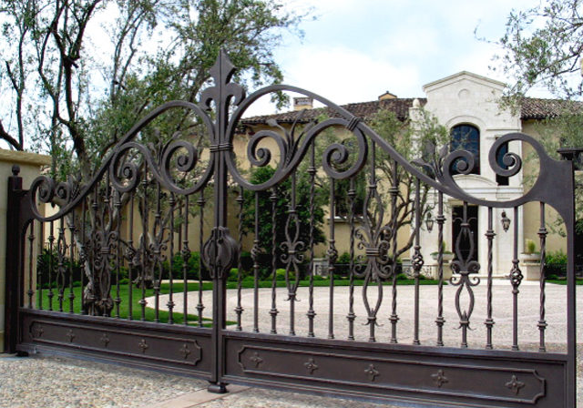 wrought-iron-gates